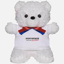 Sound Queen Teddy Bear