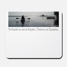 no-question-dk Mousepad