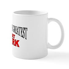 """The World's Greatest Court Clerk"" Small Mug"