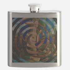 Atlas and Aphrodite Flask