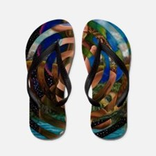 Atlas and Aphrodite Flip Flops