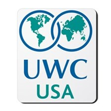 UWC_USA_Second_RGB Mousepad