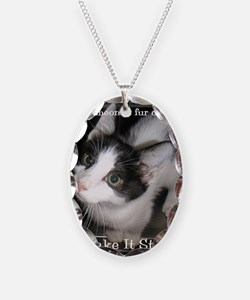 2-MeowCowKitty Necklace
