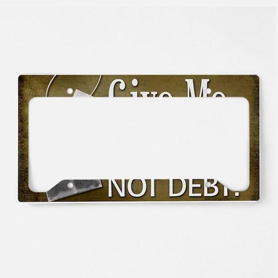 02-15_liberty-orig License Plate Holder