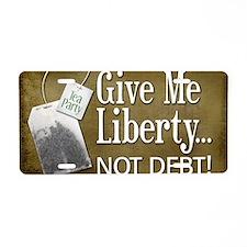 02-15_liberty-orig Aluminum License Plate