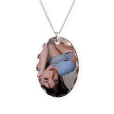 BaileyJay Necklace Oval Charm