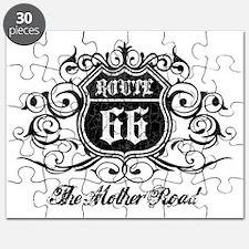 Rt66-grunge-LTT Puzzle