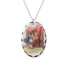 Alice from an original illustr Necklace
