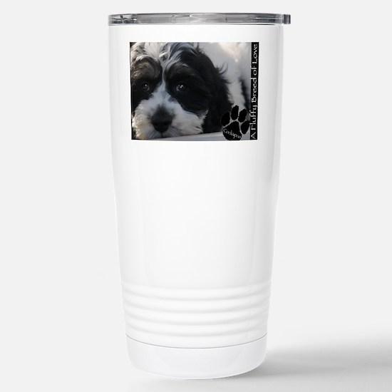 cockapoo Stainless Steel Travel Mug