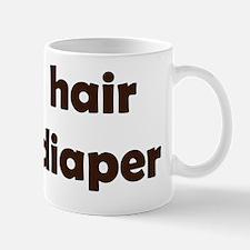 HairDiaper Mug