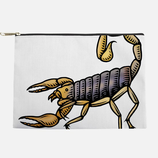 Scorpion Makeup Pouch