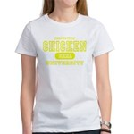 Chicken University Women's T-Shirt