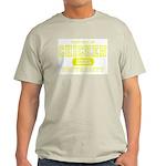Chicken University Ash Grey T-Shirt
