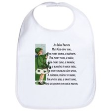 An Irish Prayer Bib