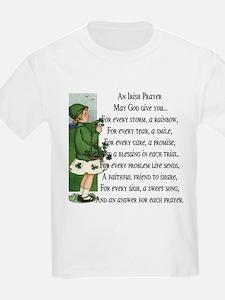 An Irish Prayer Kids T-Shirt