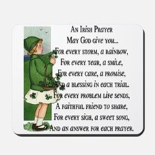 An Irish Prayer Mousepad