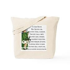 An Irish Prayer Tote Bag