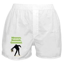 MmmBookFront2 Boxer Shorts