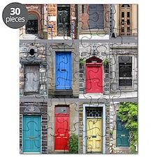 2-Scotland Doors 16x20 Puzzle
