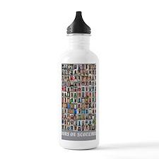 Scotland D9x12 Water Bottle