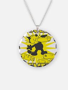 3-chuggingchampion Necklace