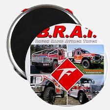 BRAT_shirt_front Magnet