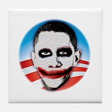 seal_shirt_dkcp Tile Coaster