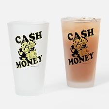 2-cashmoney Drinking Glass