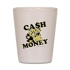 2-cashmoney Shot Glass