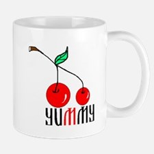 Yummy Cherry Mugs