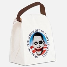 seal_shirt_ltcp Canvas Lunch Bag