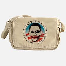 seal_shirt_ltcp Messenger Bag