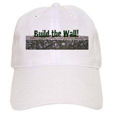 Build the Wall Baseball Cap