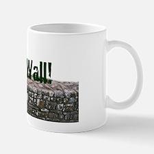 Build the Wall Mug