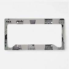 DSCF4261 License Plate Holder