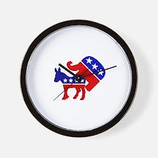 Democrats Stink Wall Clock