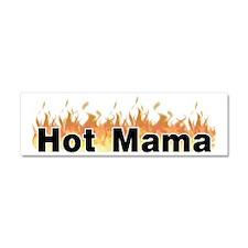 Hot Mama Car Magnet 10 x 3