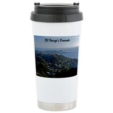St Georges Grenada9x12 Travel Mug