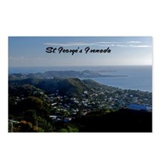St Georges Grenada42x28 Postcards (Package of 8)