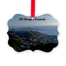 St Georges Grenada42x28 Ornament