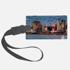The End Of The War Luggage Tag