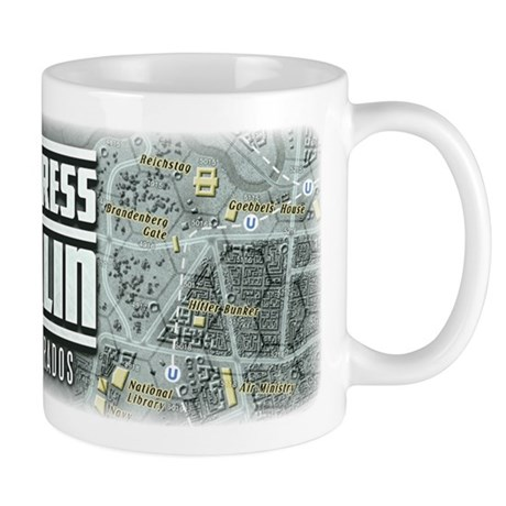 Fortress Berlin mug