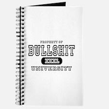 Bullshit University Journal