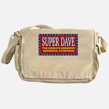 super dave Messenger Bag