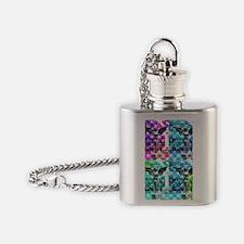Pop Angel Flask Necklace
