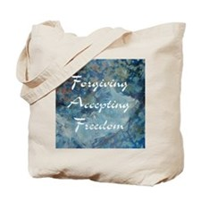 forgiving-accepting-freedom Tote Bag