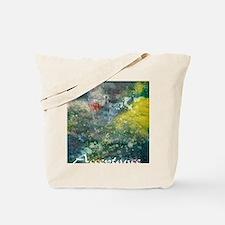 acceptance poster art Tote Bag