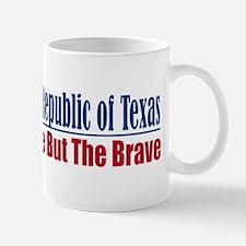Republic of Texas (NBTB)(bumper) Mug