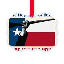 Republic of Texas (NBTB) Ornament