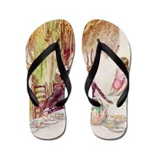 Illustrated by A.E. Jackson and C.A. Fe Flip Flops